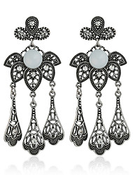 Boucles d'oreilles Bijoux Adorable Le style mignon Simple Style Alliage Bijoux Pour Mariage Soirée Anniversaire 1 paire