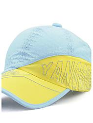Unisex Men/Women's Cotton Baseball/Golf Cap Sun Hat Outdoors Sports Casual  Summer Breathable All Seasons White/Grey/Blue/Black