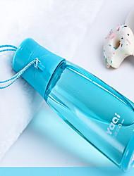420ml пластиковая бутылка портативного движение чайника воды