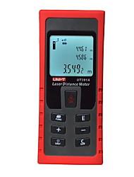 Unidade ut391a handheld digital medidor de distância de laser de 70m 635nm com baterias 1.5a aaa