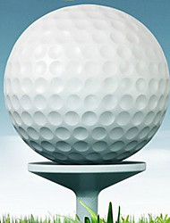 Rubber Golf 1PSC Standard Golf Ball