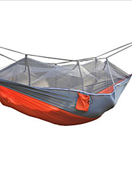 Outdoor Hammock With Mosquito Net Ultra - Light Portable Double Camping Air Tent Leisure Hammock Anti - Mosquito Tent Bed