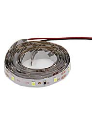 7W W Гибкие светодиодные ленты 300 lm DC12 2 м 120 светодиоды Теплый белый белый красный синий зеленый