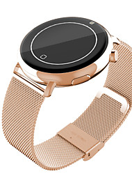 Gold Bluetooth Smart Watch C7 1.22 Waterproof Men Wristwatch Bluetooth 4.0 GSM Heart Rate Monitor iOS & Android SmartWatch Smartphones