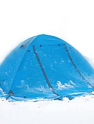 3-4 persone Rifugi e teloni Doppio Tenda automatica Una camera Due camere Tre camere Tenda da campeggio Alluminio OxfordOmpermeabile
