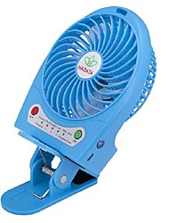 Usb Aufladung Mini-Fan, Car-Office-Mini-Clamp-Fan, Hand-Fan 5V