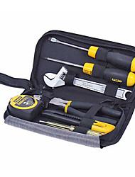 Pince métallique stanley clé à molette tournevis électrique tournevis croisé tournevis 7 pièces ensemble d'outils manuel 90-596n-23