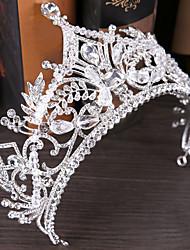 Fasce esterne di tiaras esterne dell'occasione speciale del headpiece-wedding del rhinestone 1 parte