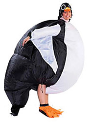 Inflatable Penguin Costume Christmas Inflatable Animal Costumes Penguin Inflatable Costume Halloween Party Adult One Size