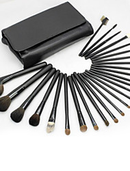 Animal Hair 26 Cosmetic Brushes Brush Sets Cosmetics Make-up Tools