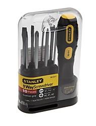 Stanley 10 Sets Of Multi Head Screwdriver Set /1