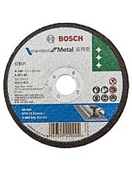 Secção de moagem da roda de moagem bosch (metal) 100 * 16,0 * fatia de metal de 2,5 mm / 10 fatias