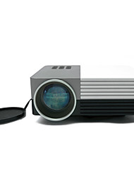 LCD VGA (640x480) Projector,LED 1200 Portable HD Projector
