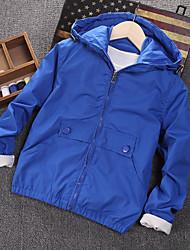 Children's Solid Color Suit & Blazer Long Sleeve