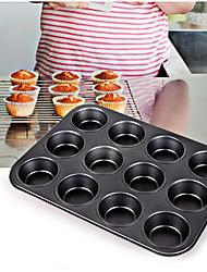 para Cupcake Bolo para bolo Ferro (niquelado)