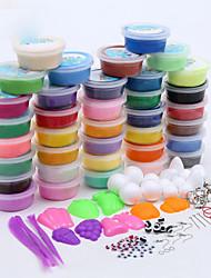 DIY KIT Putties Artistic Toys Plastic Rainbow