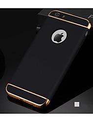 Трехступенчатый тип покрынный защитный чехол для iphone серии