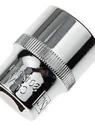 Bouclier en acier 12,5 mm série métrique doublure 12 angles standard 20 mm / 1 support