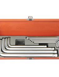 Bouclier en acier extension métrique rondelle tête de six angles cravate he 10 sets of / 1 sets