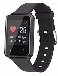 Pulsera Smart iOS AndroidResistente al Agua Long Standby Calorías Quemadas Podómetros Itinerario de Ejercicios Atención de Salud Deportes