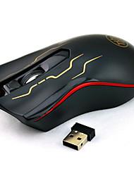 Jeu optique professionnel gamer souris 1600 ppp usb câble fil métallique souris filaire souris rétro-éclairée pour pc gamer