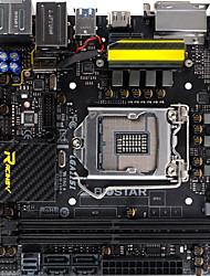 Biostar z270gtn itx mini motherboard intel z270 / lga 1151