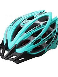 Unisex Bike Helmet 30 Vents Cycling Mountain Cycling Road Cycling Recreational Cycling Mountain Bike/MTB One Size PC EPS