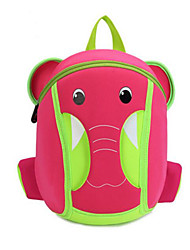 Kids Kids' Bags PVC All Seasons Baguette Zipper Peachblow Ruby Green