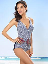 Women's Swimwear Halter BikiniDot Nylon Polyester