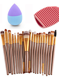 Houppette/Eponge Pinceaux de Maquillage brosse oeuf et nettoyants Sec Tonalité Inégale de la Peau Autre