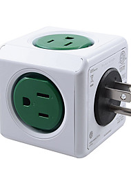 Ditou US Pulg 4 Outlets 1.5m Cable Socket Power Strip