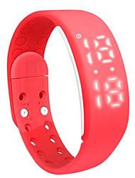 W2 inteligente pulseira 3 d várias etapas implementar testes de temperatura em tempo real mostrou monitoramento do sono calorias