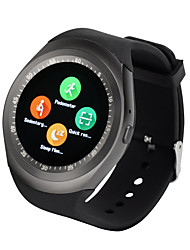 Y1 Smartwatch Calories Burned Anti-lost Hands-Free Calls Camera ControlPedometer Fitness Tracker Activity Tracker Sleep Tracker