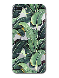 Pour iphone 7 plus 7 couvercle de boîtier transparent pattern back cover case motif d'arbre tpu doux pour iphone 6s plus 6s 6 plus 6 5s 5