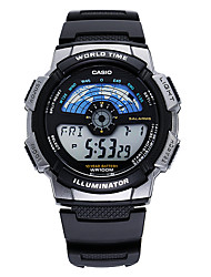 Casio Watch Regular Series Fashion Outdoor Sports Electronic Men's Watch AE-1100W-1A