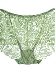Dentelle Solide Shorts & Slips Garçon Slips-Coton Polyester