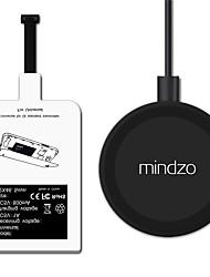 estilo de um receptor adaptador kit de carregamento do carregador receptor bobina pad wireless android para todos android estilo de um