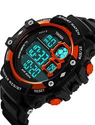 Smart Watch Etanche Longue Veille Sportif Multifonction Fonction réveille Calendrier Other Pas de slot carte SIM