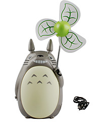 Ventilador de ar Design Portátil LED Fresco e refrescante Leve e conveniente USB Universal Standard USB