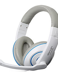 Super Bass Headband Headset Headphone with Microphone