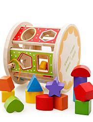 Конструкторы Игры с последовательностью Для получения подарка Конструкторы 3-6 лет Игрушки