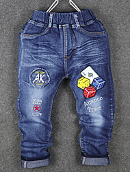 Boys' Fashion Jeans-Others Spring