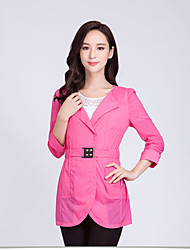 Damen Trench Coat,V-Ausschnitt