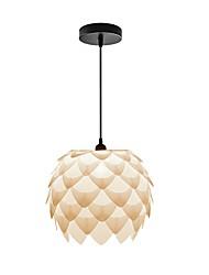 E14/E27 A-15 Designer Style Artichoke Layered Ceiling Pendant Lampshade