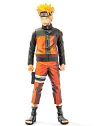 Figuras de Ação Anime Inspirado por Naruto Naruto Uzumaki PVC 28 CM modelo Brinquedos Boneca de Brinquedo