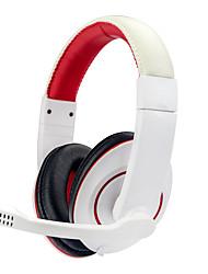 Jeu de graves profond / soyo / sy722mv écouteur stéréo sur oreillette Casque 3.5mmusb avec lampe mande pour pc gamer