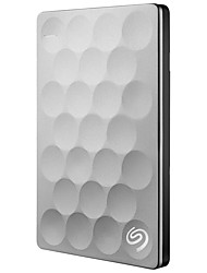Seagate Silver  STEH1000300 1T 2.5 Inch USB3.0 External Hard Drive