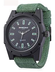Per uomo Per adulto Orologio sportivo Orologio militare Orologio alla moda Orologio da polso Creativo unico orologio Orologio casual
