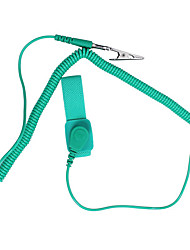 Bao Anti-Static Strap Green L10Ft Card Packaging In Addition To Static Bracelet Removal Of Human Body Electrostatic Bracelet /1