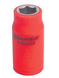 Sheffield s155007 isolação manga metrica isolação elétrica métrica manga / 1